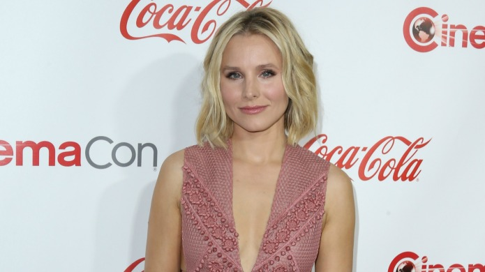 Thank you, Kristen Bell, for flipping