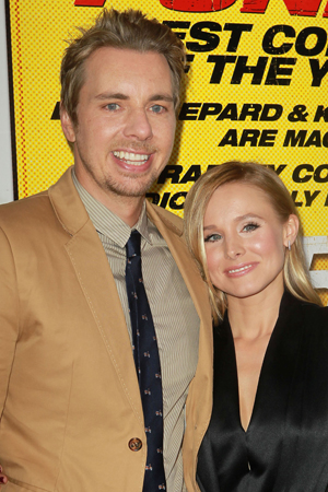 Kristen Bell and Dax Shapard talk marriage