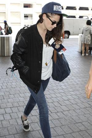 Kristen Stewart losing her hair