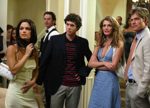 The cast from 'The O.C.'