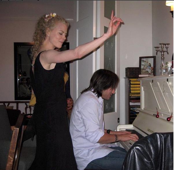Keith Urban & Nicole Kidman Anniversary