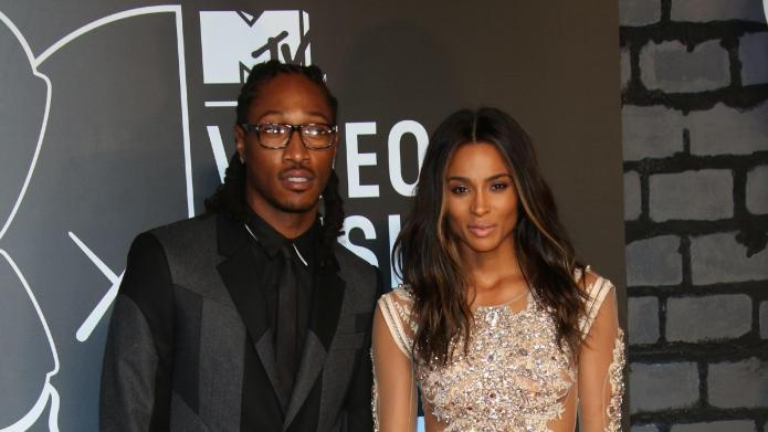 Ciara and Future back together despite