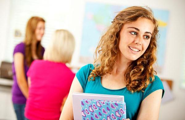 Stylish school supplies for teens