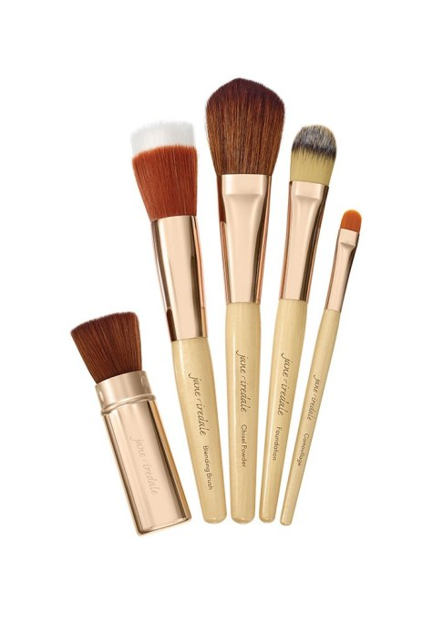 New Beauty Products To Try In 2018 | Jane Iredale Eco Friendly Brush Collection