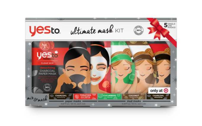 Beauty Products That Will Sell Out Fast This Holiday Season | Yes To Ultimate Mask