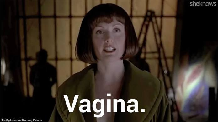 Reminder: Vagina Is Not a Dirty