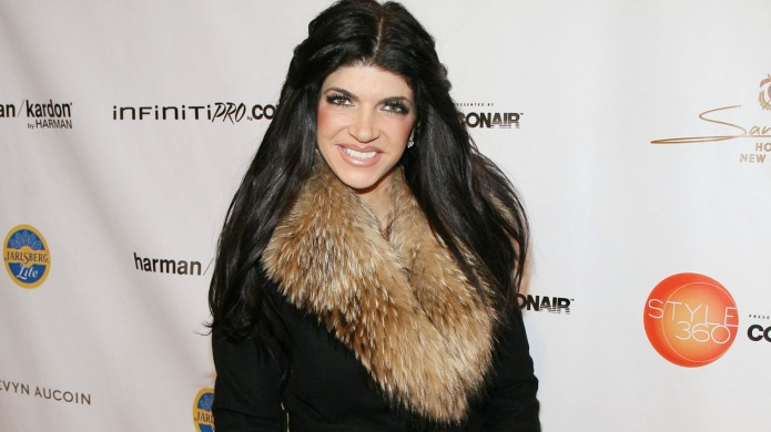 Teresa Giudice's time behind bars was