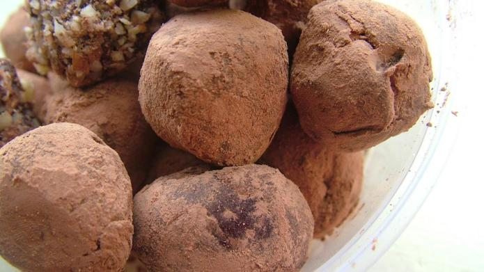 Truffles vs. truffles: What do you