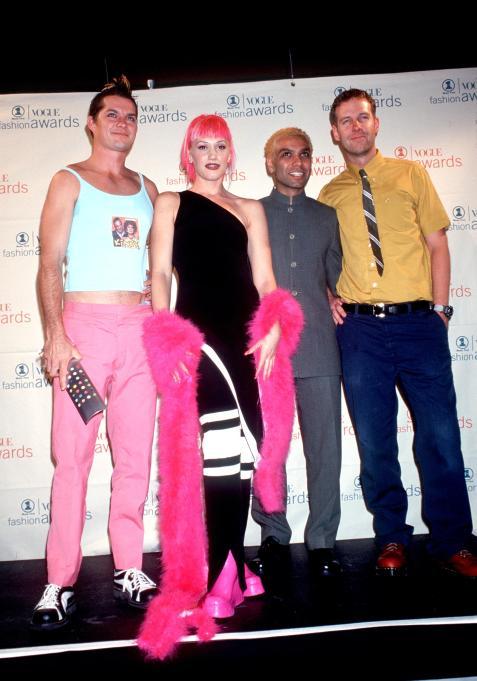 Gwen Stefani 90s style
