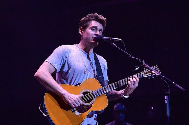 Celebs who live off the grid: John Mayer