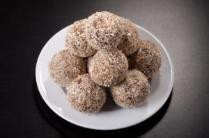 Fast Coconut Balls