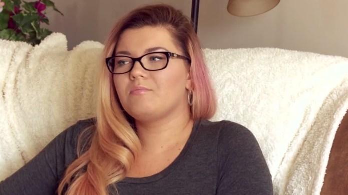 Teen Mom's Amber Portwood defends fiancé