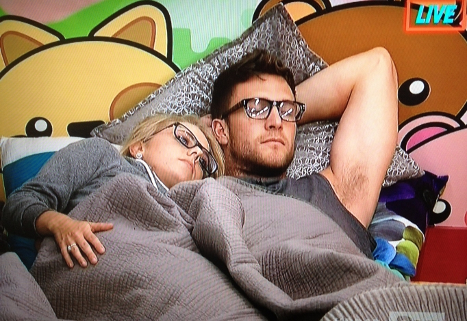 Nicole and Cory Big Brother