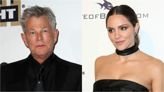 Katharine McPhee & David Foster Confirm