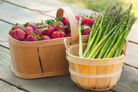 Surprising nutrition tips for spring