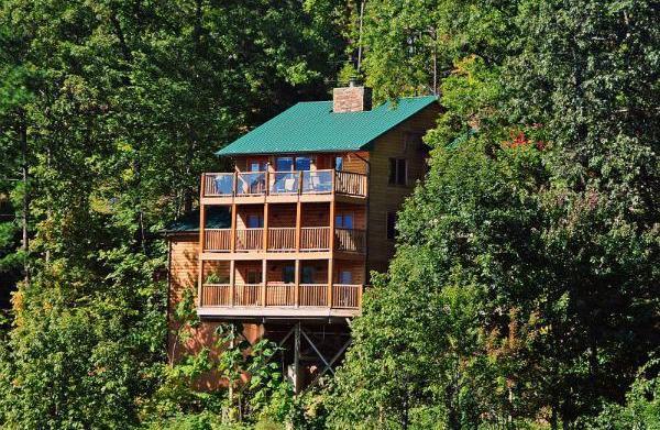 8 Unique cabin retreats