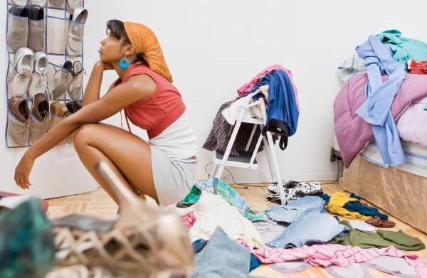 Simple steps to a closet makeover