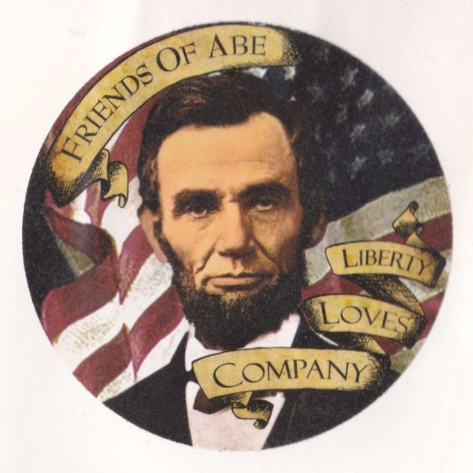 Friends of Abe logo from Facebook