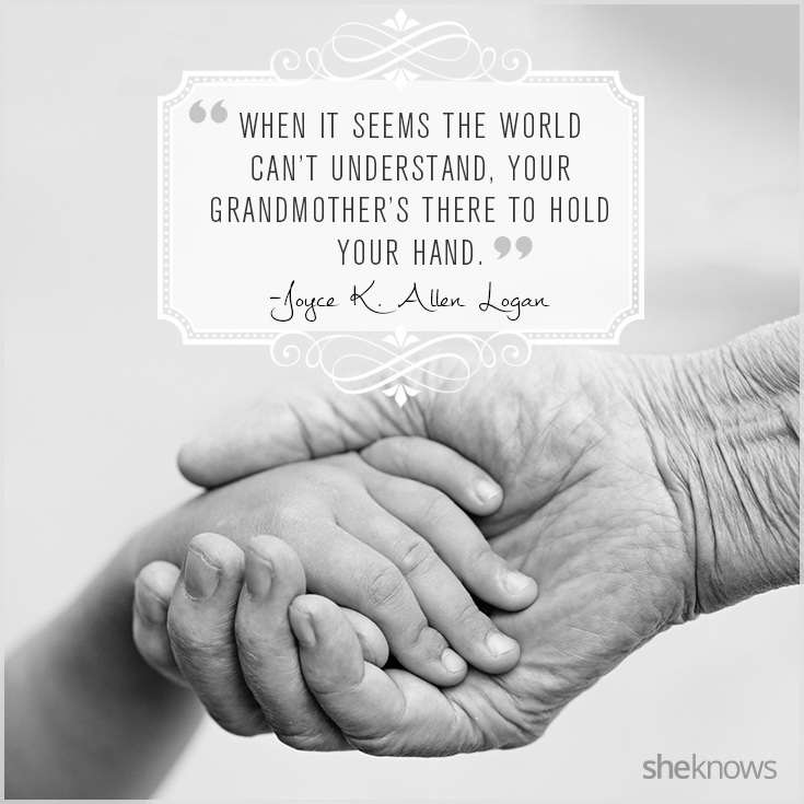 12 Grandparents Day quotes your Nana would print for her ...