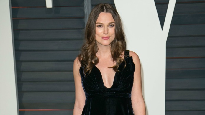 Keira Knightley asks the most important