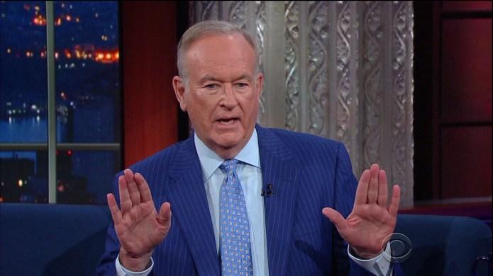 Bill O'Reilly Is 'Really Sad' He's