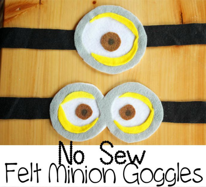 12 Minions crafts for kids who