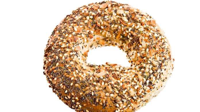 Secret ingredient: Everything bagel seasoning will