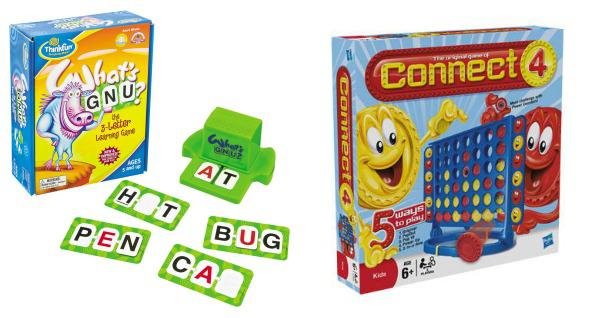 Best family games for each age