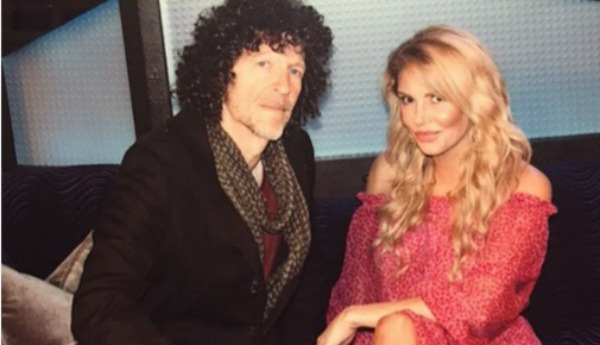 Brandi Glanville, Howard Stern