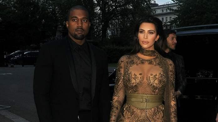 Kanye West's squashing the Kim Kardashian