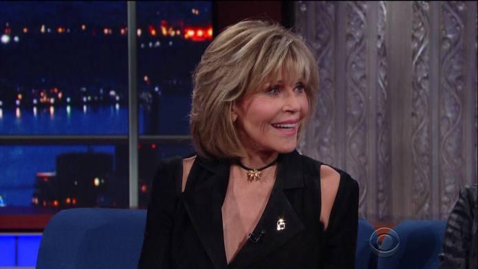 Diane Keaton and Jane Fonda to