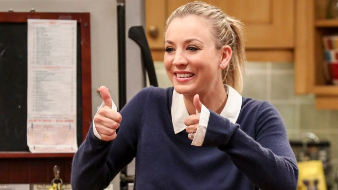 Kaley Cuoco Is Gushing Over a