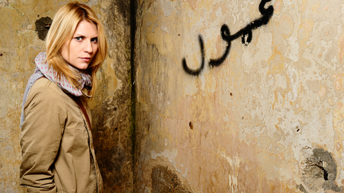 Homeland is taking a big note