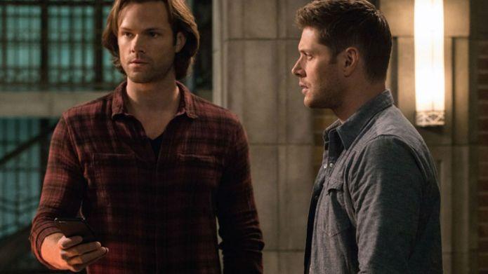 'Supernatural' Season 12 finale photos are
