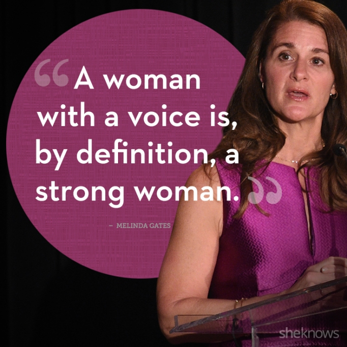 Women's history month quotes