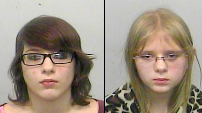 Young sisters charged with killing their