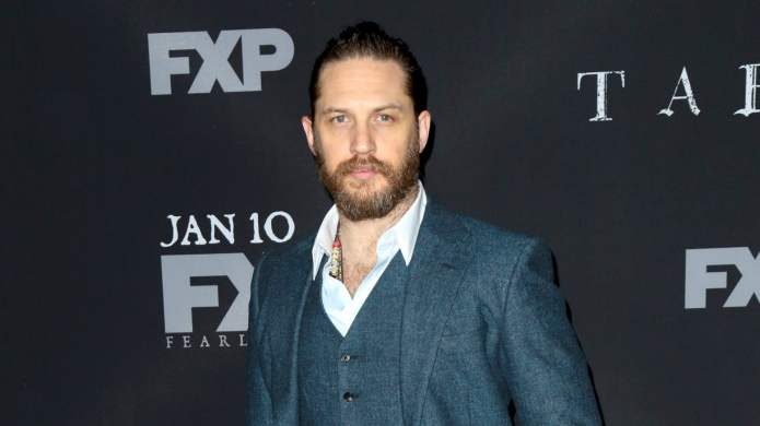 Real-Life Hero Tom Hardy's Been Fundraising