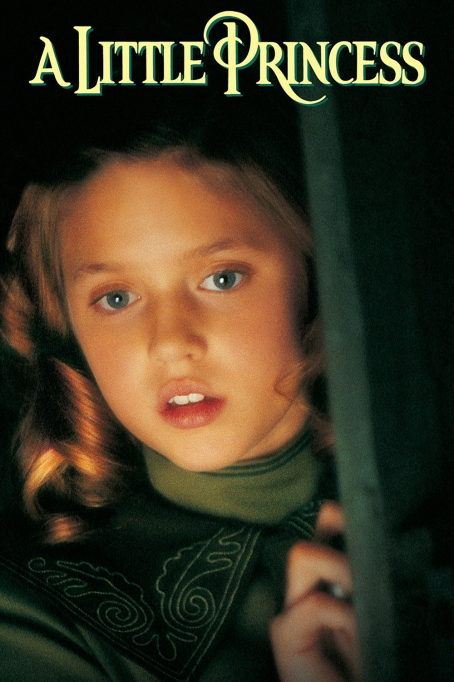 'A Little Princess' movie poster