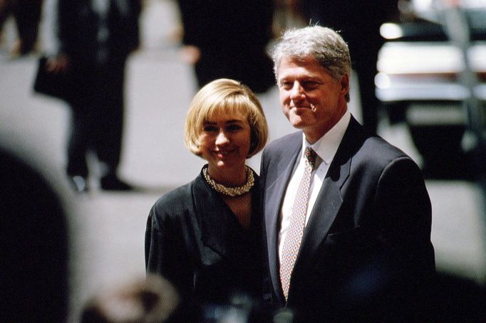 clintons-through-the-years-vatican-1994