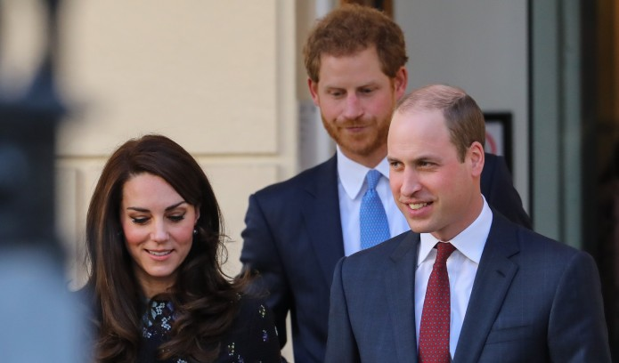 Prince William's Dad-Dancing Should Be Considered