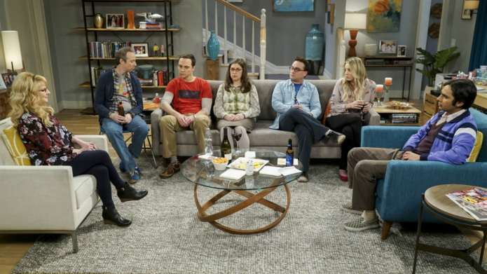The Big Bang Theory Cast Took