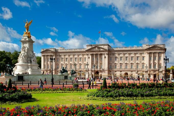 Inside the Royal Castles: Buckingham Palace