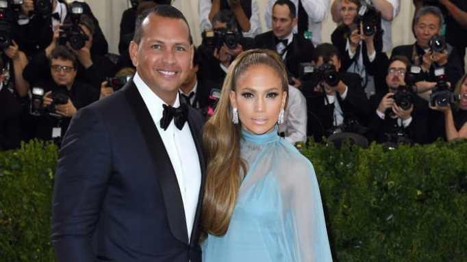 Alex Rodriguez and Jennifer Lopez make their couple debut