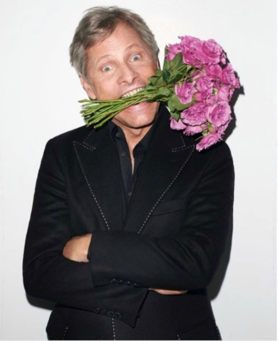 Terry Richardson photo of Viggo Mortensen