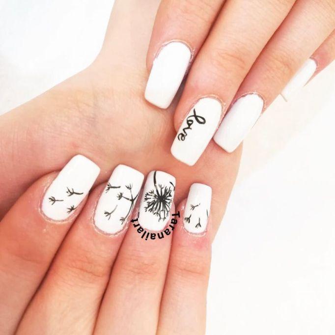 L-O-V-E Nail Art