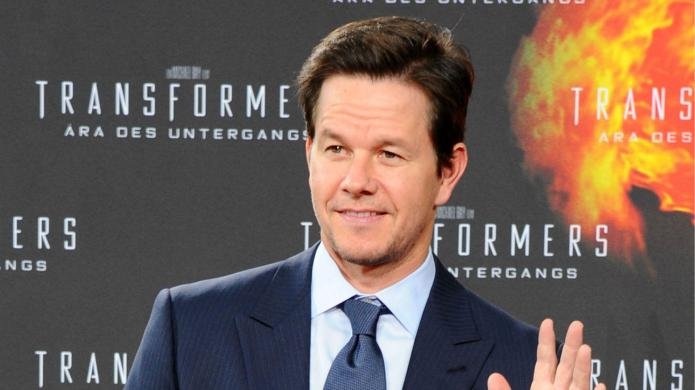 You won't recognize Mark Wahlberg after