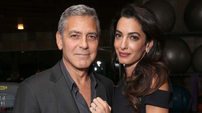George & Amal Clooney Used Their