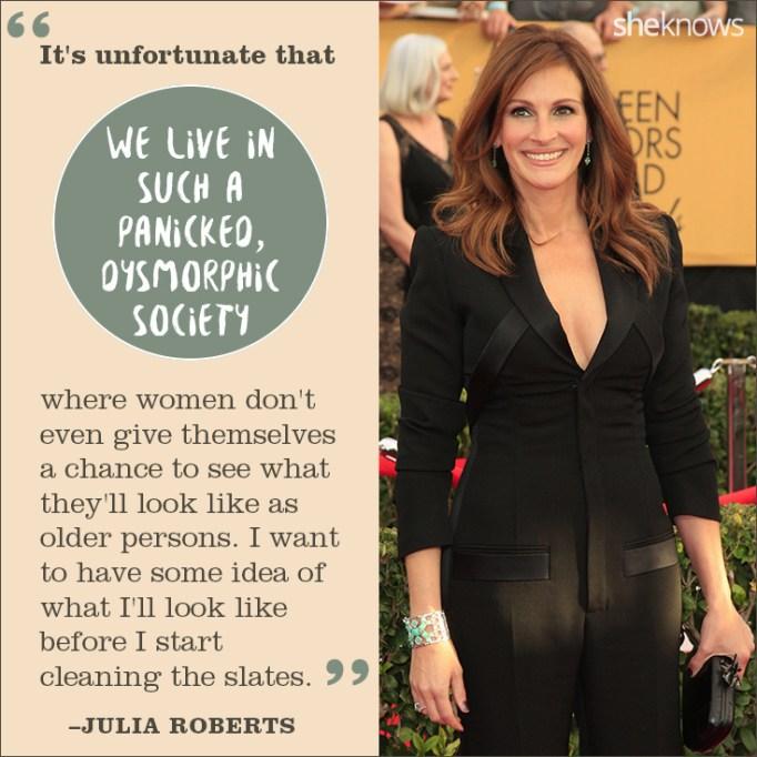 Julia Roberts quote