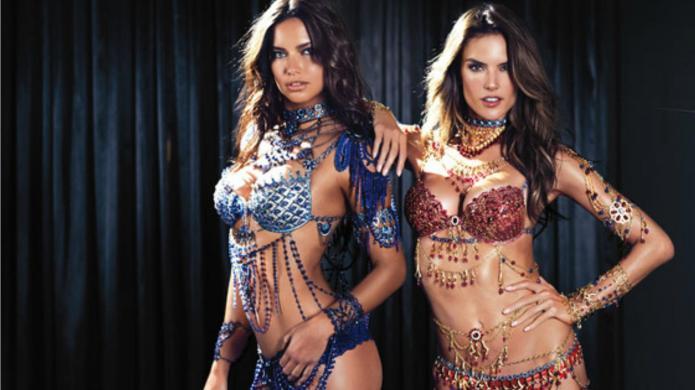 Victoria's Secret's Fantasy Bra is double