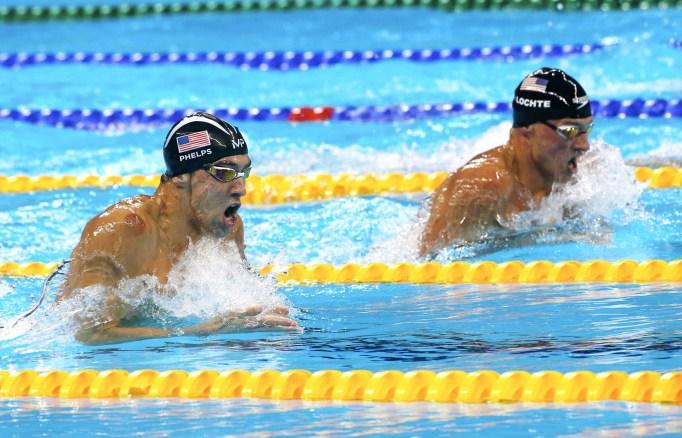 Michael Phelps & Ryan Lochte Olympics 2016